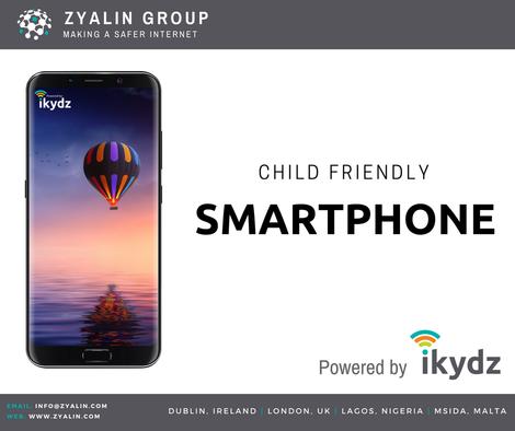 iKydz Child Friendly Smartphone
